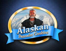 #24 for Design a Logo for Alaskan Pancake Cookies af Graphopolis