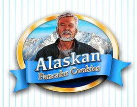 #29 for Design a Logo for Alaskan Pancake Cookies af Graphopolis