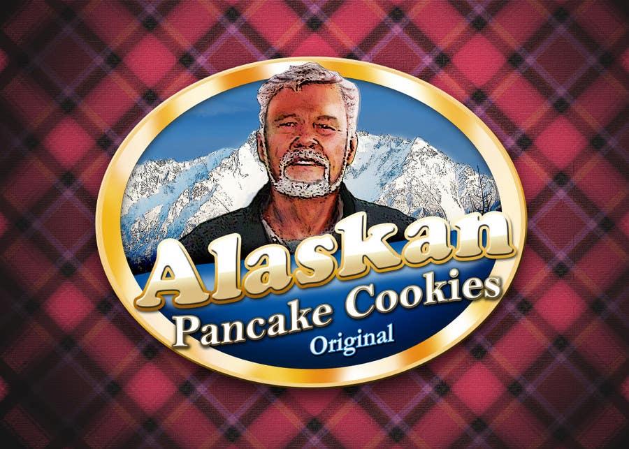 Bài tham dự cuộc thi #                                        31                                      cho                                         Design a Logo for Alaskan Pancake Cookies