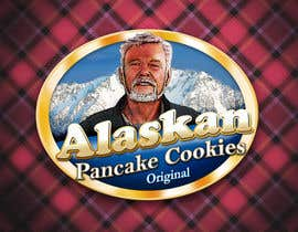 #31 for Design a Logo for Alaskan Pancake Cookies by Graphopolis