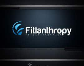 #23 untuk Design a Logo for a concept/website called Fitlanthropy! oleh EdesignMK