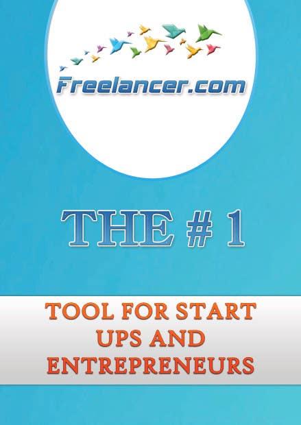 Penyertaan Peraduan #103 untuk Design a poster for Freelancer.com