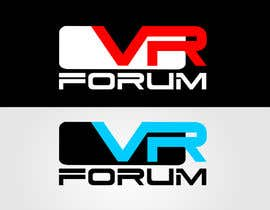 #14 cho Design a Logo for VR Forum bởi stoilova
