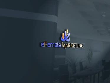 #14 untuk Design a Logo for eFerrals Marketing oleh olja85