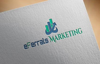 #27 untuk Design a Logo for eFerrals Marketing oleh olja85