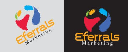 #2 untuk Design a Logo for eFerrals Marketing oleh mizan01727