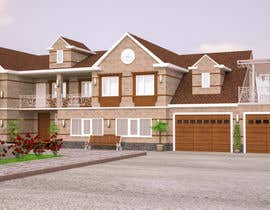 #4 cho Home Exterior Remodel bởi MiniWorld