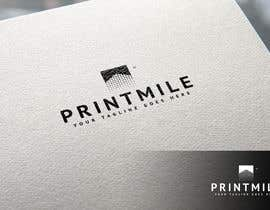 #148 for Design a Logo for PRINTMILE design and print by jerrijon26