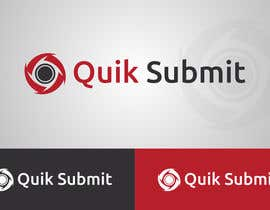 #257 for Design a Logo for Quik Submit by redclicks