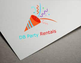 #8 for Design a Logo for DB Party Rentals by mwarriors89