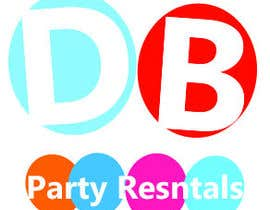 #14 for Design a Logo for DB Party Rentals by hijordanvn