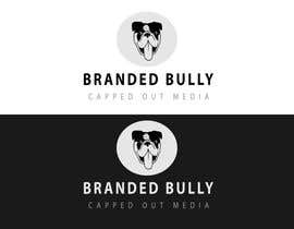 Sanja3003 tarafından Design a Logo for Branded Bully by Capped Out Media için no 4