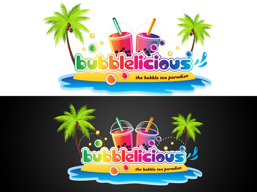 Proposition n°113 du concours Design a Logo for a Bubble Tea shop/company