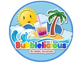 nº 57 pour Design a Logo for a Bubble Tea shop/company par marionchan