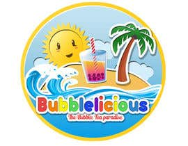 nº 86 pour Design a Logo for a Bubble Tea shop/company par marionchan