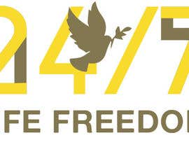 "#72 para Design a Logo for ""24/7 Life Freedom"" por Davinskyler"