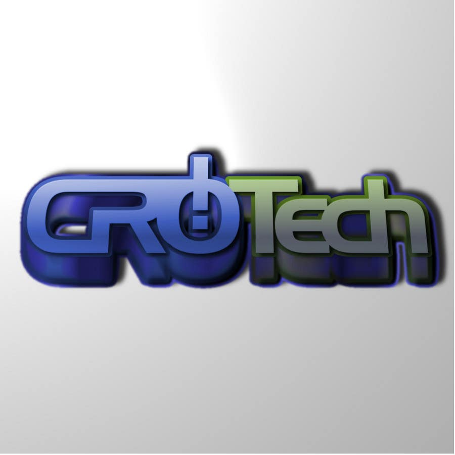 Kilpailutyö #                                        30                                      kilpailussa                                         Logo Design for CR0Tech