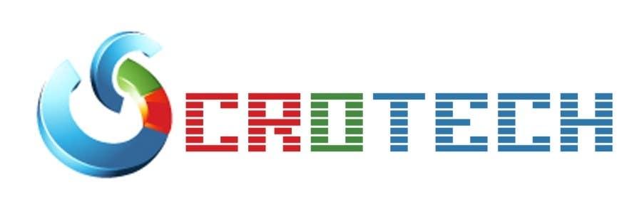 Kilpailutyö #                                        563                                      kilpailussa                                         Logo Design for CR0Tech