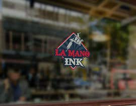 #41 for Design a Logo for LaMano Ink Tattoo Shop af rajibdebnath900