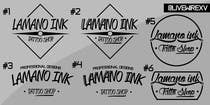 Design a Logo for LaMano Ink Tattoo Shop için Graphic Design10 No.lu Yarışma Girdisi