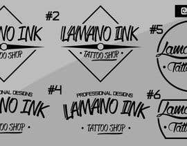 LiveWiree tarafından Design a Logo for LaMano Ink Tattoo Shop için no 10