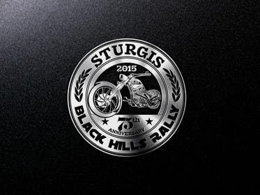#3 cho Design a T-Shirt for STURGIS 2015 75th Anniversary bởi deztinyawaits