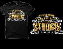 #6 for Sturgis Namedrop T-Shirt Design Contest af simrks