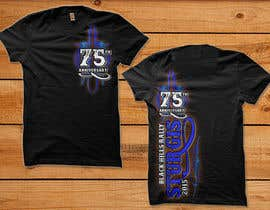 #23 for Sturgis Namedrop T-Shirt Design Contest af simrks