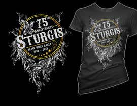 #31 for Design a (((LADIES))) T-Shirt for STURGIS 2015 75th Anniversary af simrks
