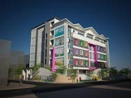 Do some 3D Drawing of Building and Architecture based on the Layout için 3D Rendering12 No.lu Yarışma Girdisi