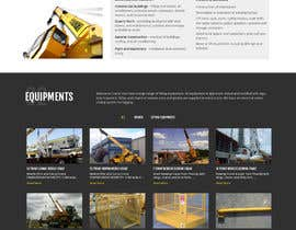 seguro tarafından Design a Website Mockup: WCH için no 21