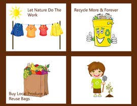 #8 para Illustrate Eco-Friendly Designer Bags por rajupalli