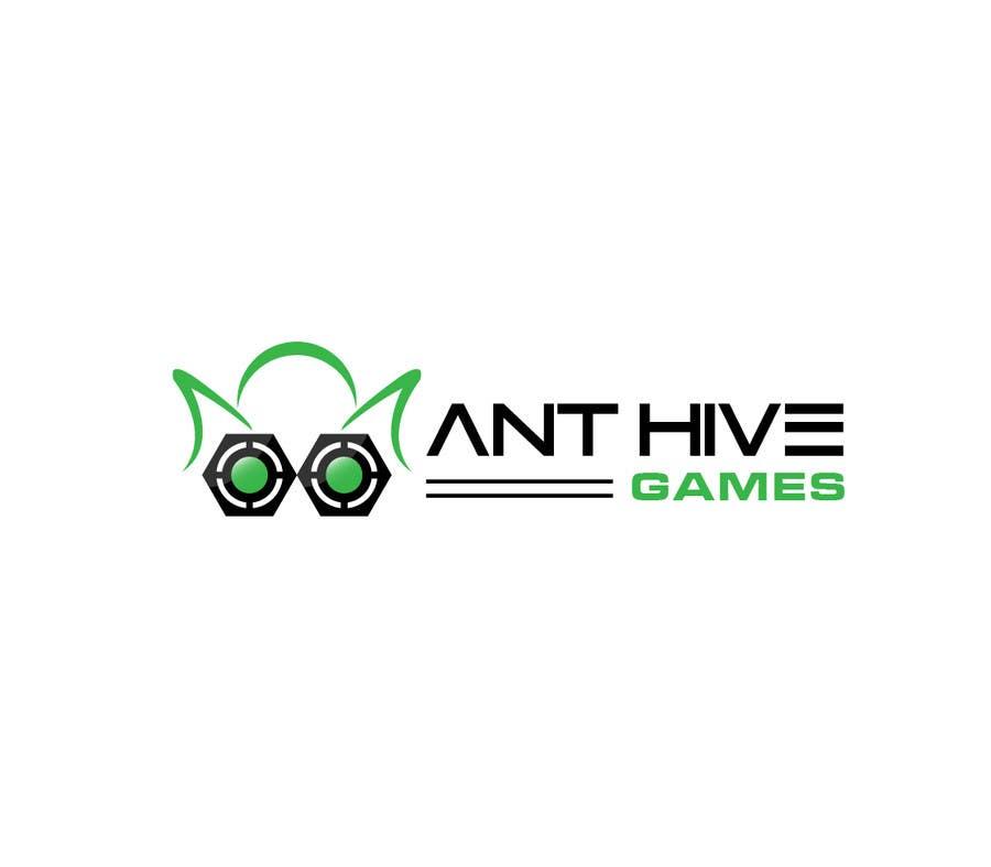 Penyertaan Peraduan #23 untuk Design a Logo for a Video Game Studio!