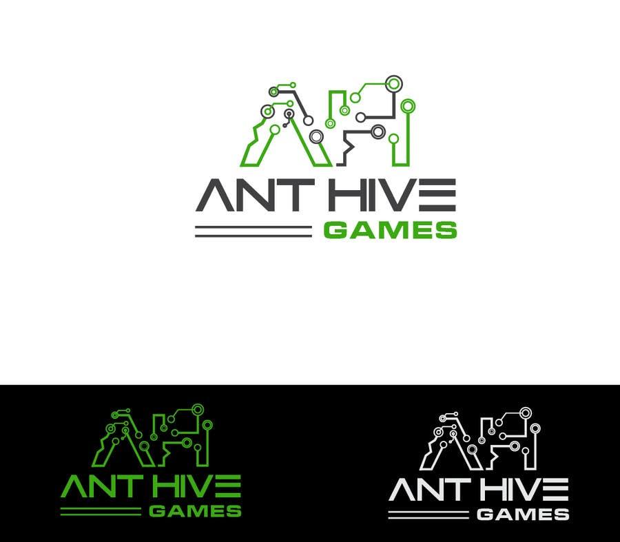Penyertaan Peraduan #87 untuk Design a Logo for a Video Game Studio!
