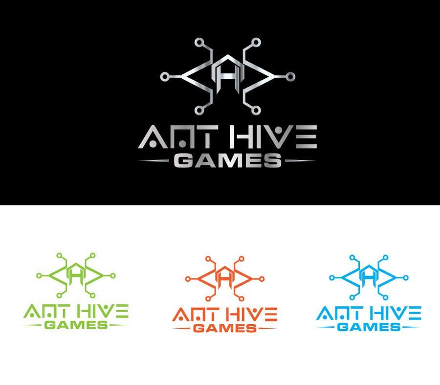 Penyertaan Peraduan #276 untuk Design a Logo for a Video Game Studio!