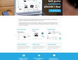 #8 for Design for website (front+subpage) af evileyestudio