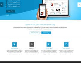 #41 for Design for website (front+subpage) af syrwebdevelopmen