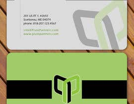 #17 para Consultant Firm Business Card por SheryVejdani