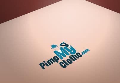sumontosohel tarafından Logo conception : PimpMyClothe.com için no 24