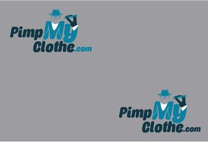 sumontosohel tarafından Logo conception : PimpMyClothe.com için no 26