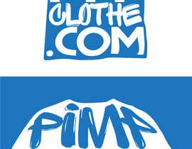 #14 untuk Logo conception : PimpMyClothe.com oleh kyriene