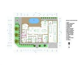 #45 for Floorplan for modern contemporary house af markoculibrk