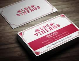 #28 para Design some Business Cards for Los Vineros por Fgny85