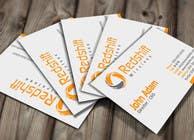 Graphic Design Entri Peraduan #9 for Business Card for Redshift Wireless