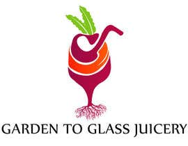 #38 untuk Design a Logo for Garden To Glass Juicery oleh tpwdesign