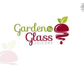 #49 untuk Design a Logo for Garden To Glass Juicery oleh creativeservice4