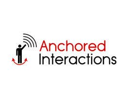 #10 untuk Design a Logo for Anchored Interactions oleh geekinside