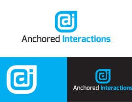 #52 for Design a Logo for Anchored Interactions af rana60