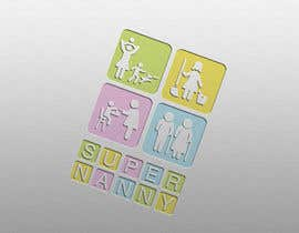 #56 para Design a Logo for S u p e r N a n n y por Syed660317
