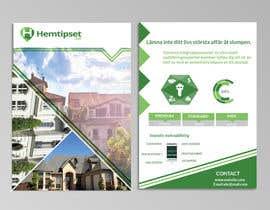 #12 for Design flyer for hemtipset.se af shahzeenahmed6